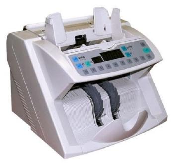 Hitachi FC-2 40 Currencies Counter