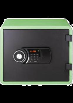 Eagle EM-020 Fire Resistant Safes (Green)