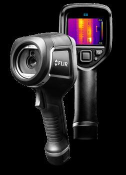 Flir E8 High Resolution Thermal Imaging Camera