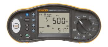 Fluke 1664FC SCH Multifunction Installation Tester