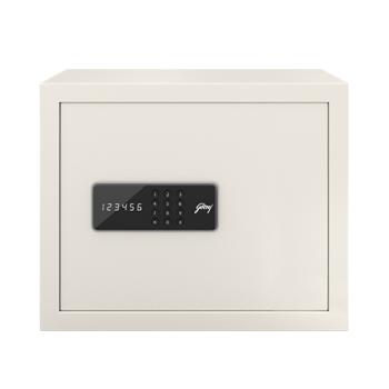 Godrej NX Pro Digital (30L) Ivory Home Locker with Digital Lock