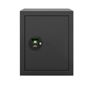 Godrej NX Pro Bio (40L) Ebony Home Locker with Biometric Lock