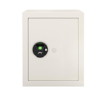 Godrej NX Pro Bio (40L) Ivory Home Locker with Biometric Lock