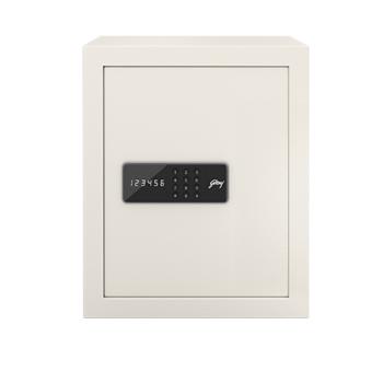 Godrej NX Pro Digital (40L) Ivory Home Locker with Digital Lock