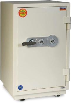 Valberg FRS 75 KL Fire Resistant Two Key Locks Safe