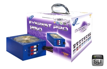 Everest Pro 1250W Power Supply Unit
