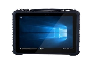 "Firehawk FT-150 Rugged Tablet 10.1"" Display (Intel Core m3-7Y30, 2GB RAM, 32GB, Windows 10)"