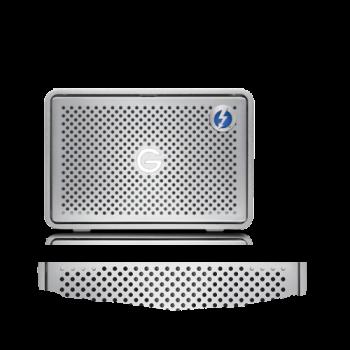 G-TECH G-RAID Removable 8TB Thunderbolt 2 & USB 3.0 Silver EMEA