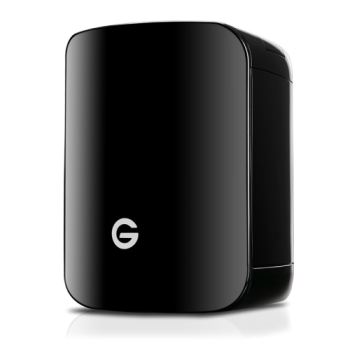 G-TECH G-SPEED Studio R 12TB Thunderbolt 2 Black EMEA