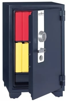 Shinjin GB-T1015 Fireproof Safe with Dual Lock System