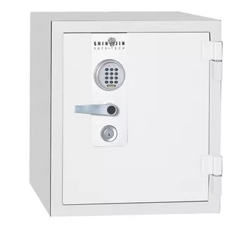 Shinjin GB-T635 45L Fireproof Safe With Dual lock System