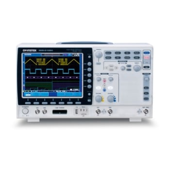 GW Instek GDS-2102A 2 Channel Digital Storage Oscilloscope