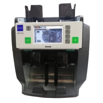 Glory GFS-220CS Banknote Counting Recognition and Sorting Machine
