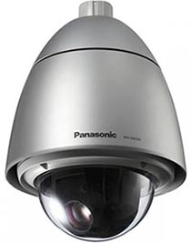 Panasonic Super Dynamic Weather Resistant HD Dome Network Camera WV-SW395PJ