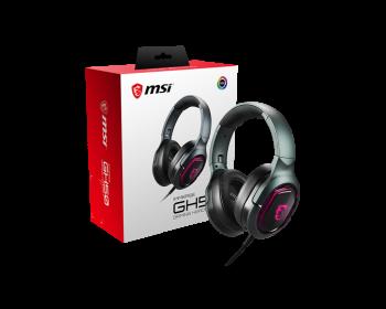 MSI IMMERSE GH50 RGB Mystic Light Gaming Headset