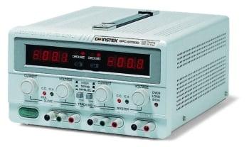 GW INSTEK GPC-3060D Triple Output Linear D.C. Power Supply