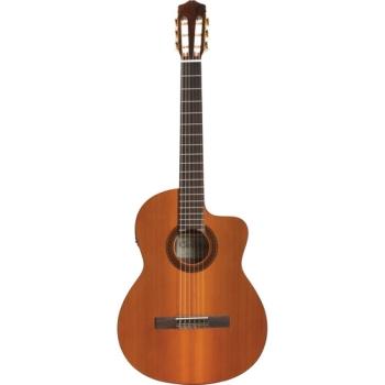 Cordoba C5-CET Nylon-String Thinbody Acoustic-Electric Guitar