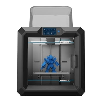 Flashforge Guider II Dual Extrusion 3D Printer