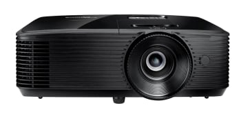Optoma H185X 3700 ANSI Lumens Bright HD Ready Home Entertainment Projector