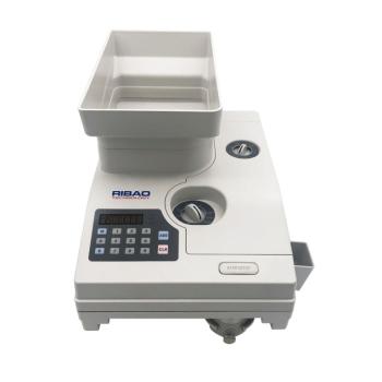 Ribao HCS-3300 High Speed Coin Counter and Sorter