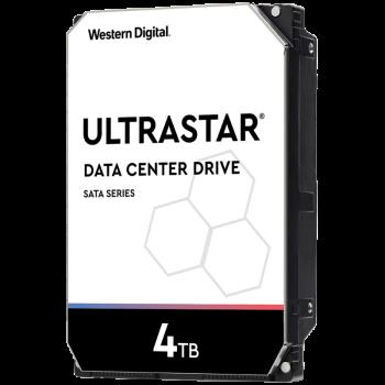 Western Digital HC310  3.5'', 4TB, 256MB, 7200 RPM, SATA 6Gb/s Hard Drive