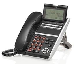 NEC DT400 Series 12-key Digital Display Telephone PABX System
