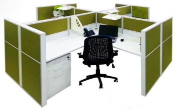Office Centre HK60-WS4-1207 Workstation