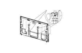 SMART Spacer Kit Required for Mounting a SMART SBID8084i-G4 on an FSSBID-100 Mobile Stand