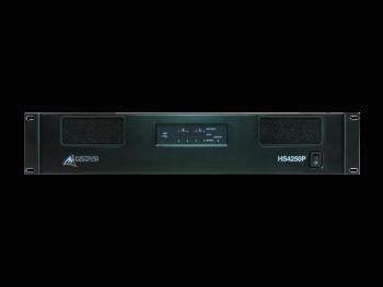 Australian Monitor HS4120P 4 x 120W Power Amplifier