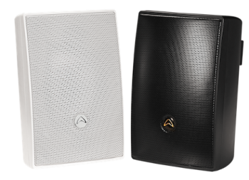"""Wharfedale Pro I6 6"""" 50W Passive Speaker Pair with Wall Mount"""