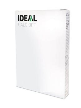 IDEAL Calc Off For AW 40 Air Washer