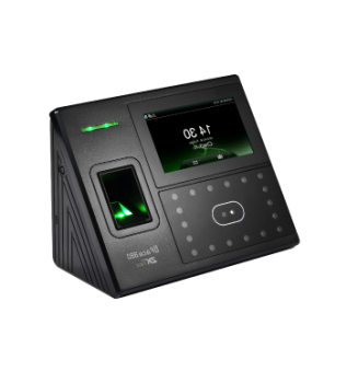 ZKTeco iFace880  Multi-Biometric Time & Attendance and Access Control Device