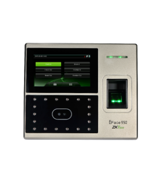 ZKTeco iFace990 Facial Multi-Biometric Time & Attendance and Access Control Device
