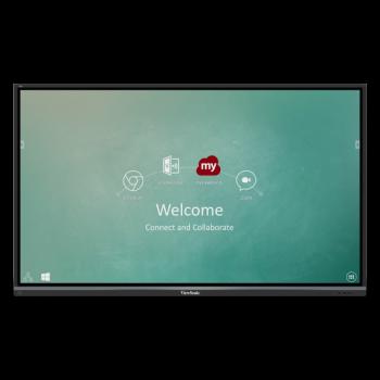 "ViewSonic IFP7550-2 ViewBoard 75"" 4K Interactive Display"