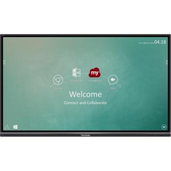 "ViewSonic IFP8650-2EP ViewBoard 86"" 4K Interactive Display"