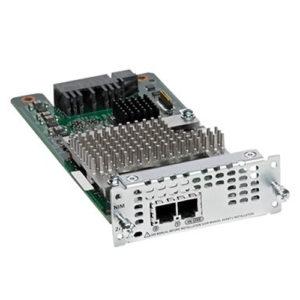 Cisco NIM-4E/M 4-Port Analog Voice Network Interface Card