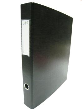 Elfen PP Box File FS Black - Set of 10