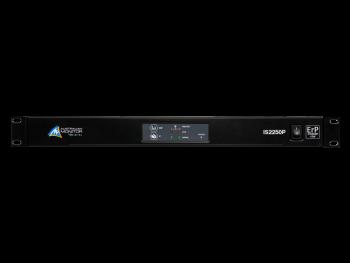 Australian Monitor IS2250P 2 x 250W Power Amplifier