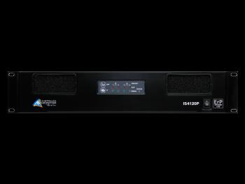 Australian Monitor IS4120P 4 x 120W Power Amplifier