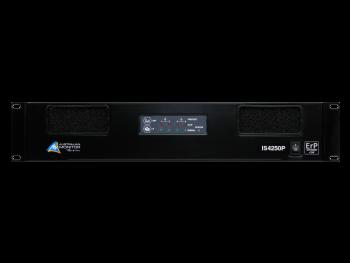 Australian Monitor IS4250P 4 x 250W Power Amplifier