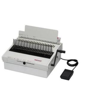 Renz Plastic Comb Binding Machine RZ-COMBI-S