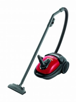 HITACHI CVBA18 Canister Vacuum Cleaner 1800W Brilliant Red