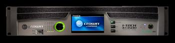 Crown IT4X3500HDB Four-Channel 4000W Binding Post Version Amplifier