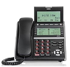 NEC DT800 Series IP (Gigabit) Desi-Less Display Telephone PABX System