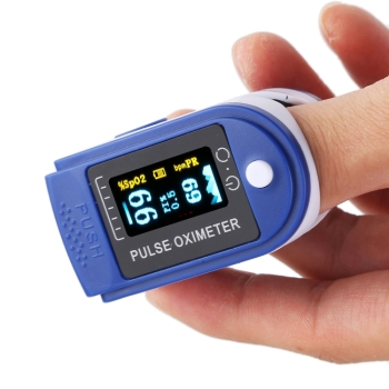 DM JZK-301 OLED Instant Read Digital Fingertip Pulse Oximeter
