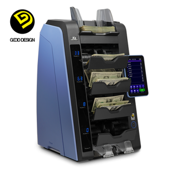Kisan K5 Desktop High Speed 4+1 Pocket Fitness Sorter