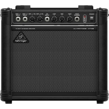 Behringer KT108 Ultratone 2-Channel 15-Watt Keyboard Amplifier