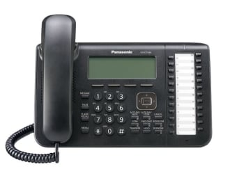 Panasonic KX-DT546X-B Premium Digital Proprietary Telephone