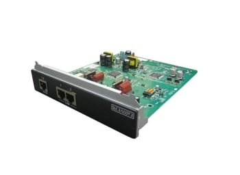 Panasonic KX-NS0180X 2 Analog Trunk + 2 Analog Side Cards for NS1000 PBX