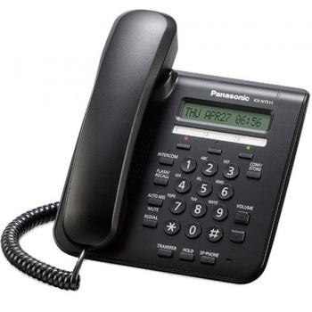 Panasonic KX-NT511PXB Corded Phone Black